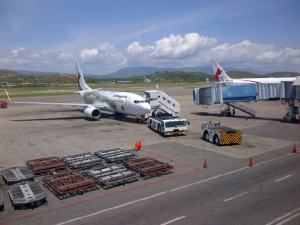 Air Nuigini - Jackson International Airport, Port Moresby, PNG