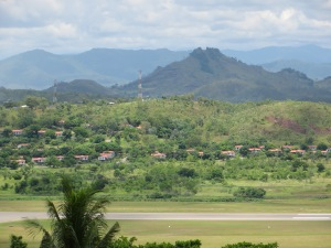 View from my new home ~ Papua New Guinea