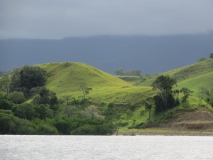 First glimpses of Papua New  Guinea