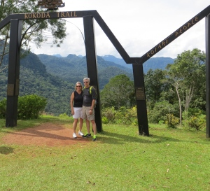 Kokoda Trail Head Segeri, Papua New Guinea