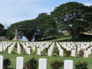 Bomana War Cemetery Papua New Guinea