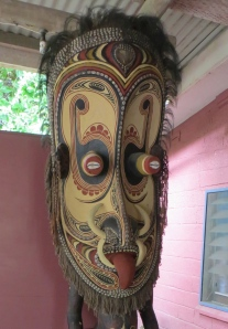Tribal Masks of PNG